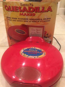 Quesadilla maker Thumbnail