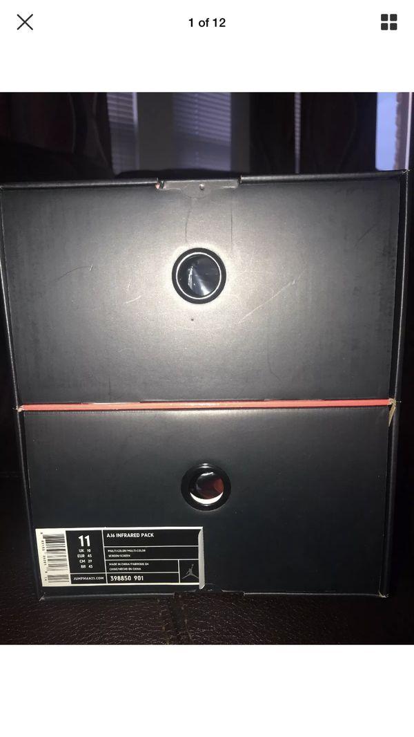 new style 1cca8 54c70 Air Jordan Retro 6 Infared Pack   Retro 6 7 Golden Moment Pack