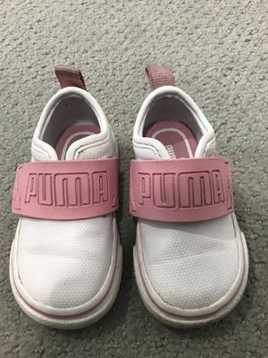 Puma toddler size 5c for Sale in Herndon, VA