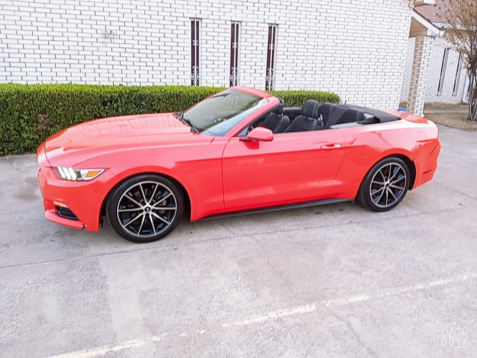 Vendo O Cambio Mi Bonito Mustang V6 Galando Al 100