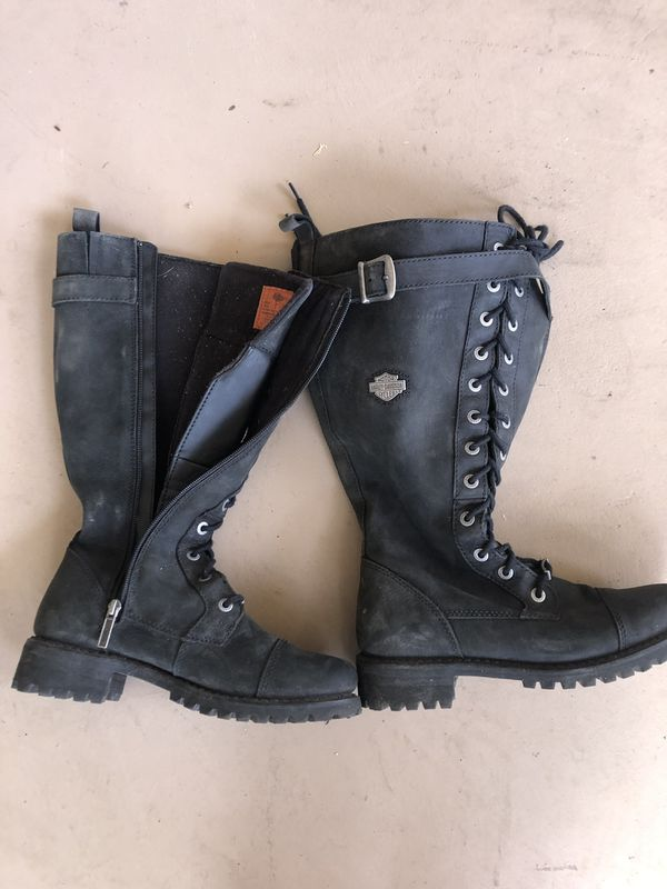 01d8b489acb Women's Harley Davidson Boots for Sale in Young, AZ - OfferUp