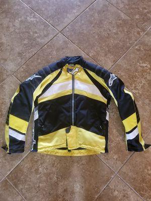 Alpinestars motorcycle jacket M for Sale in Phoenix, AZ