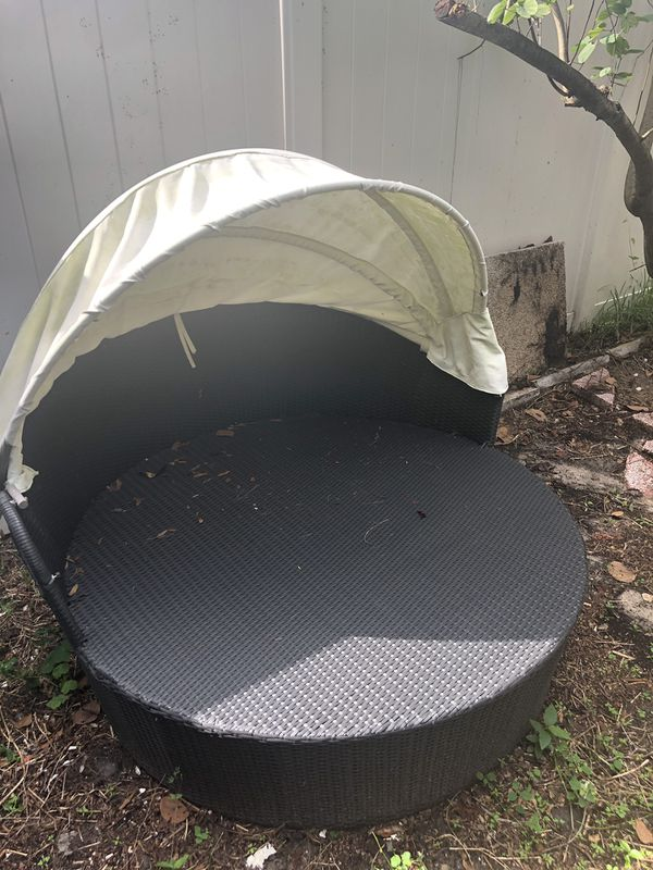 Outdoor Rattan Day Bed For Sale In Palm Harbor Fl Offerup