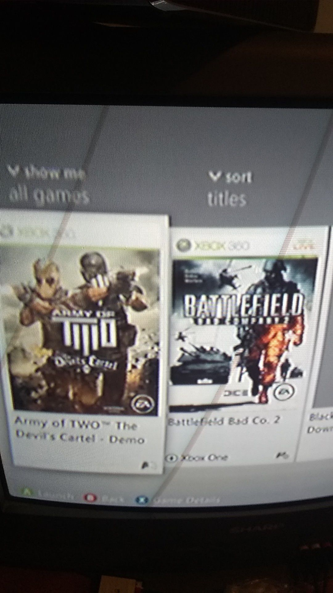 Xbox 360 trade for a PS3 or sell