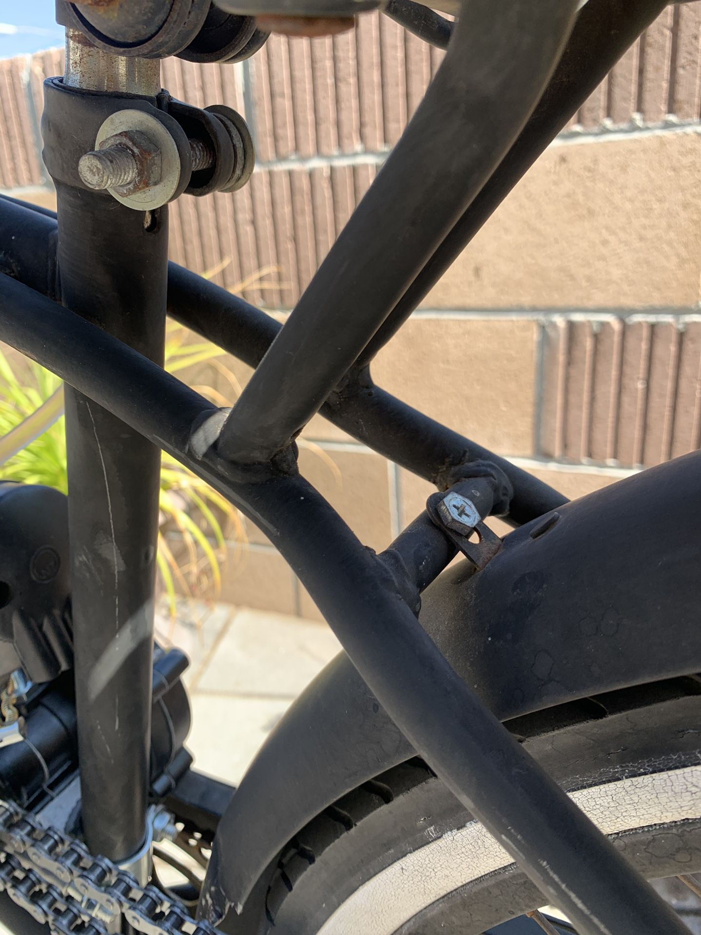 80cc Motorized Bike / Beach Cruiser Ready To Ride