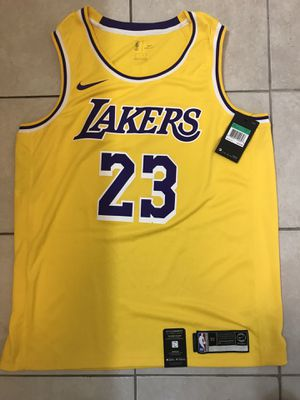 78941fb24 New and Used Lakers jersey for Sale in Turlock