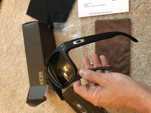 ebbba056ef Black Oakley Holbrook Sunglasses for Sale in Irvine