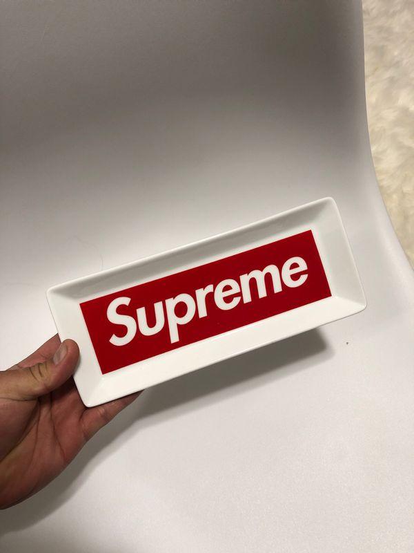 Supreme Box Logo Rolling Tray  Rare For Sale In Everett, WA - OfferUp
