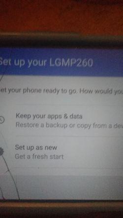 L.G phone Thumbnail
