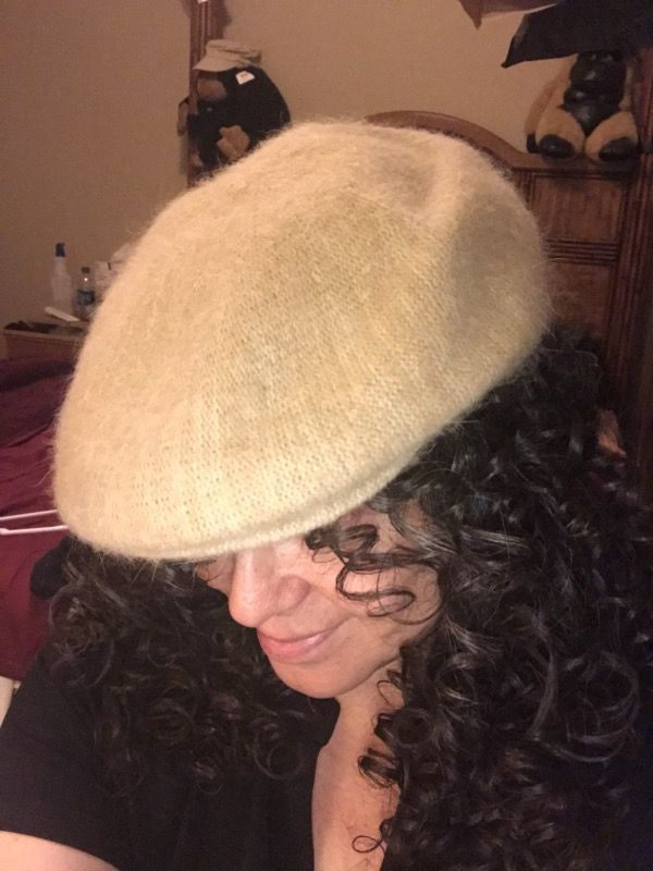 72eb8545c3a Kangol Faux Fur Ladies cap Mpu monkey used to model hat. Lol for Sale in  Grovetown