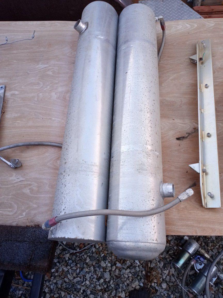 Boat Parts Includes Berkley Racing Pump