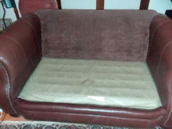 Collections Of Broyhill Leather Loveseat St Louis