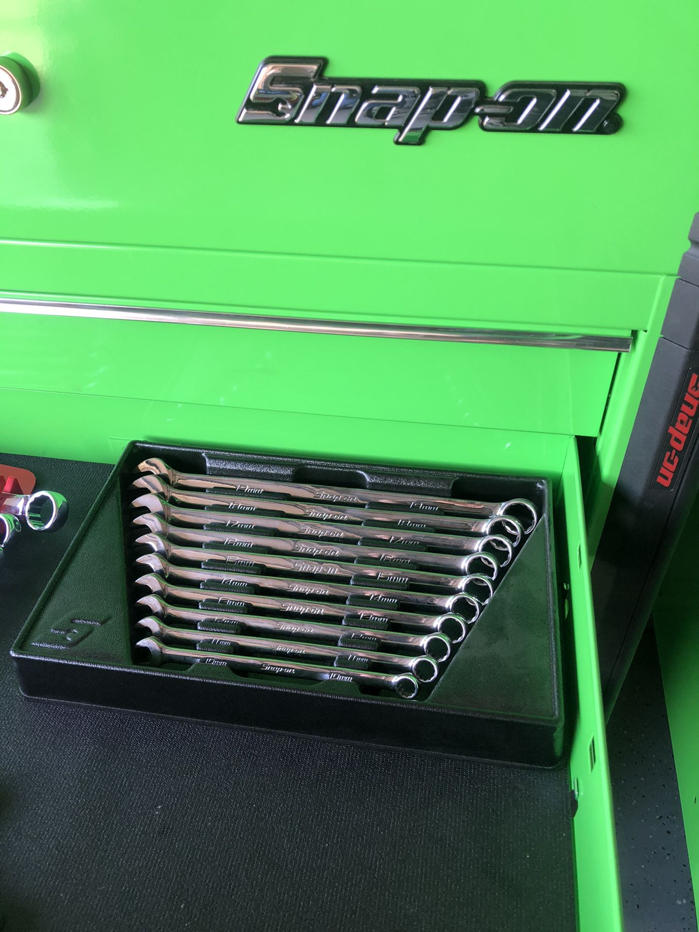 Snap On Wrench Set Metric