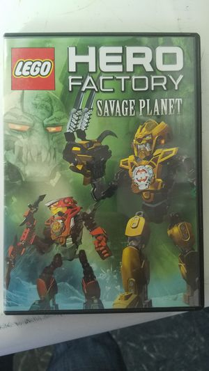 Lego, Hero Factory: Savage Planet DVD for Sale in Sterling, VA