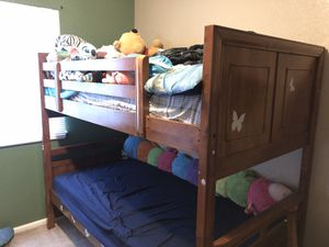 New And Used Bunk Beds For Sale In Denver Co Offerup