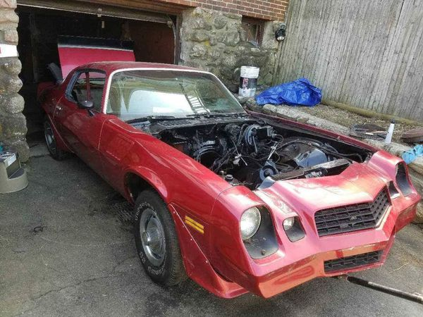 78-81 Camaro Parts Only For Sale for Sale in Methuen, MA - OfferUp