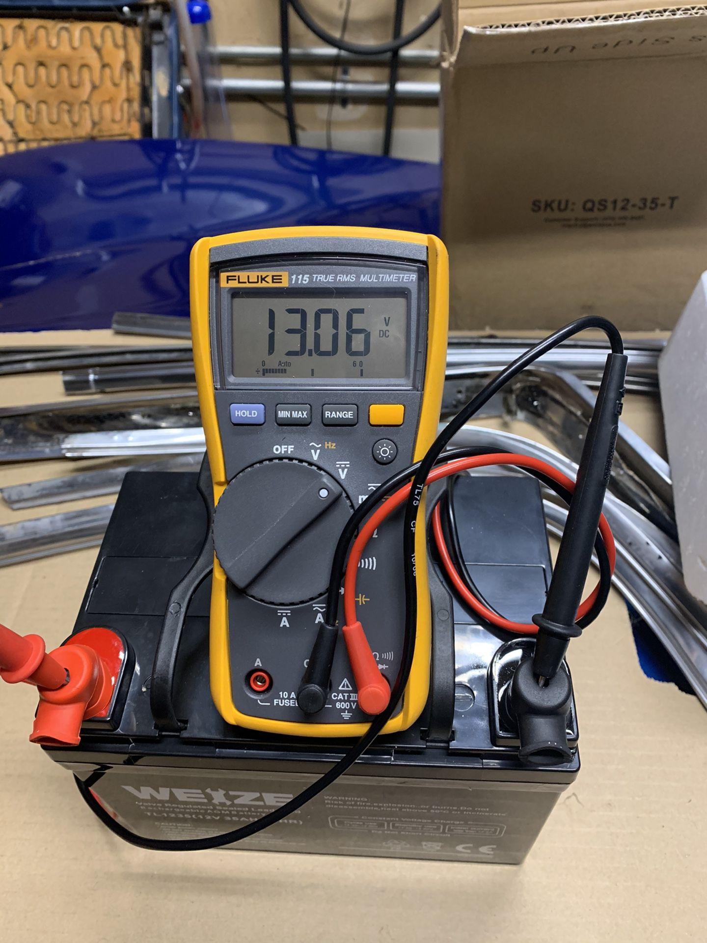 Wheelchair battery 12volt 35 amp