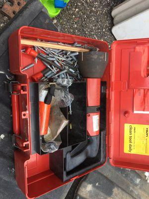 Hilti dx600n nail gun for Sale in Lanham, MD