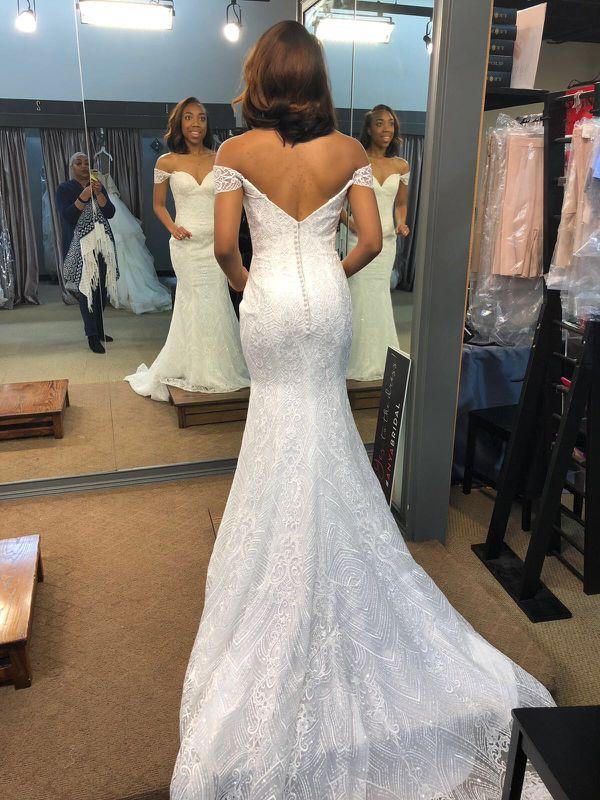 Morilee Karissa 8222 Wedding Dress for Sale in Lithia Springs, GA ...