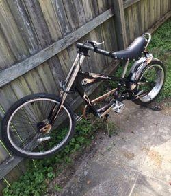 Schwinn Stingray motorcycle bike Thumbnail