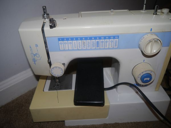 White Sewing Machine Heavy Duty for Sale in Atlanta GA OfferUp Stunning Sewing Machine Sales Atlanta Ga