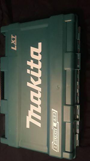 Photo Makita 18V LXT Brushless 2-Piece Combo Kit (XT281S)