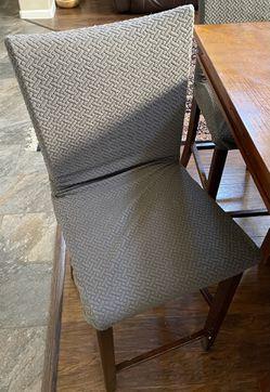 Kitchen Table W/6 Chairs Thumbnail