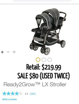 Photo Graco Ready2Grow XL Stroller