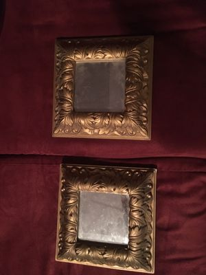small mirror frame for Sale in Hyattsville, MD