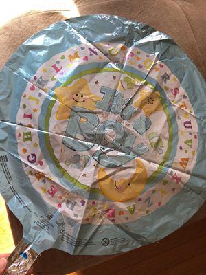 It's a boy balloon (2) for Sale in Alexandria, VA