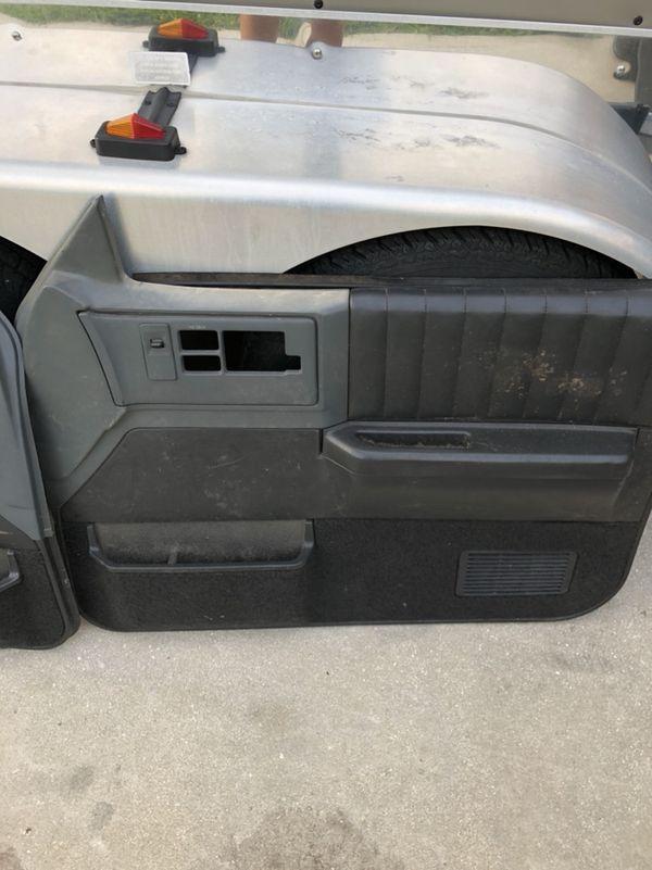 1993 Chevy S10 Door Panels