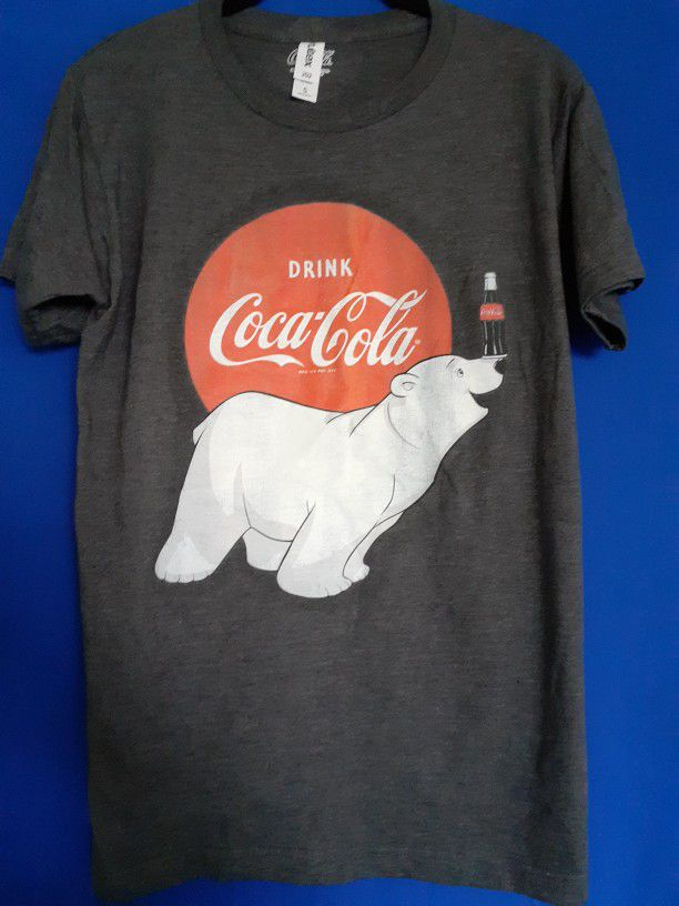Polar Bear Coca Cola Shirt