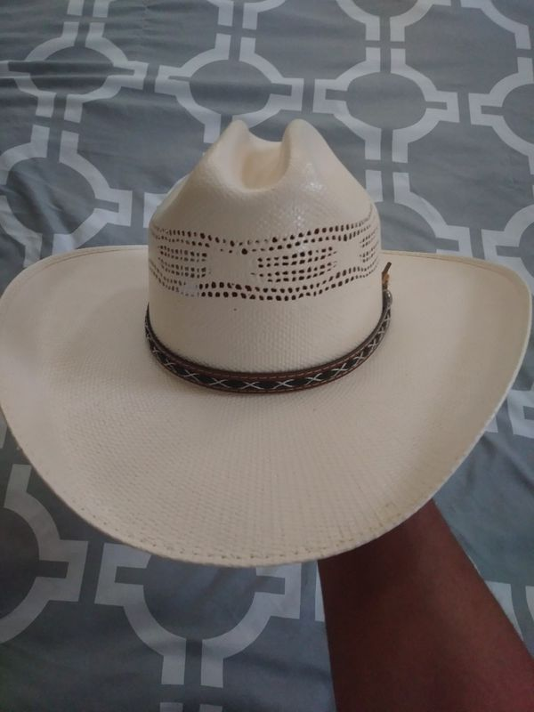 f0d1accfd61 2 cowboy hats. for Sale in Austin