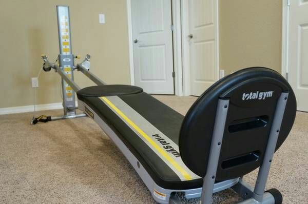 Total gym fit for sale in puyallup wa offerup