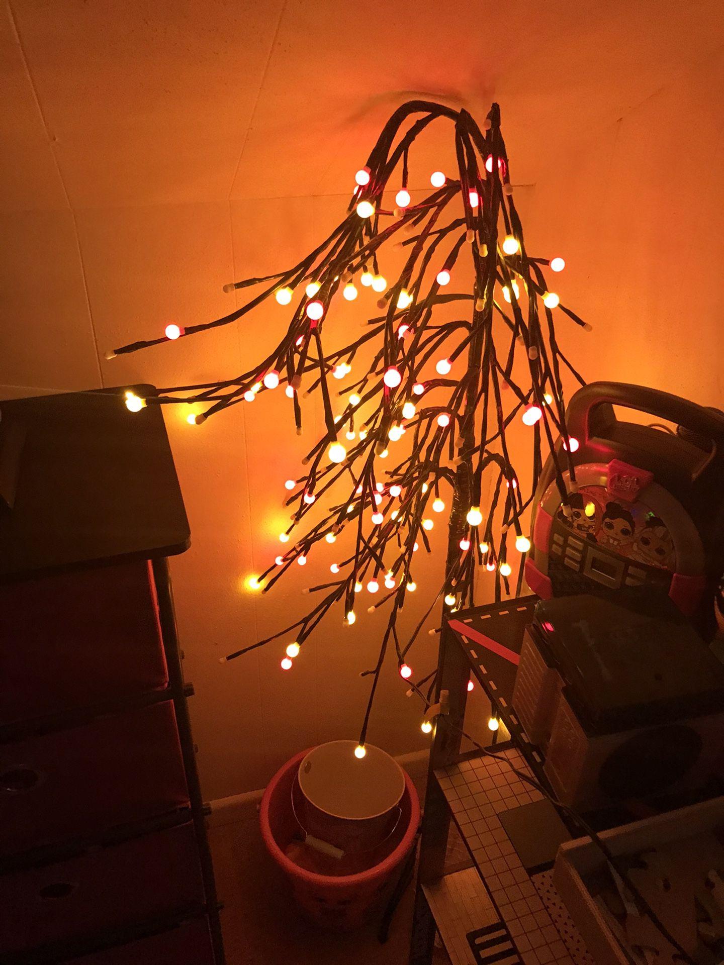 Light Up Tree