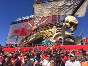 2 tickets Tampa Bay vs Panthers game Sunday 1pm $120 for Sale in Orlando, FL