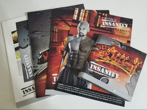 Insanity workout dvds for Sale in Ashburn, VA