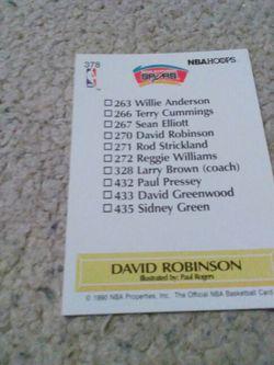 David robinson Thumbnail