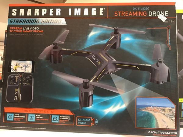 Sharper Image Dx 5 Video Streaming Drone For Sale In Hialeah Fl