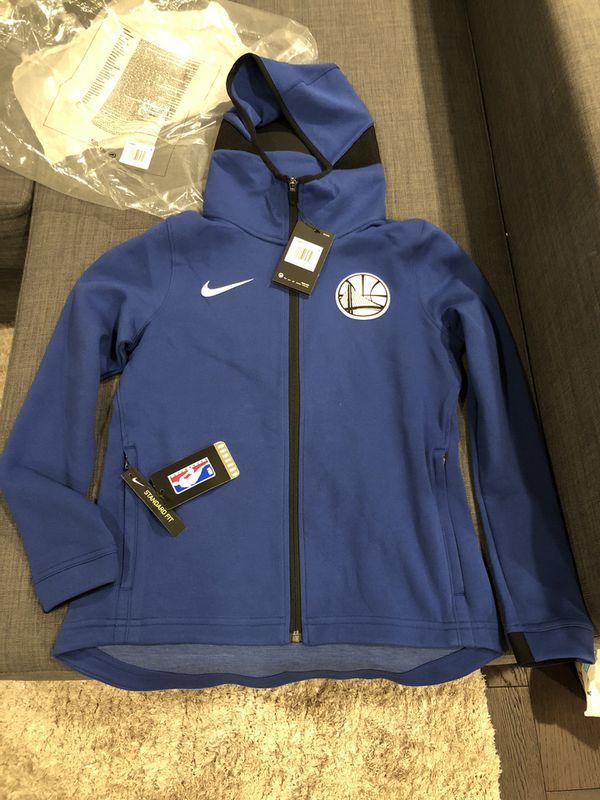 Golden State Warriors Nike Woman jacket Dri-FIT Showtime Women s NBA ... ee14cd94f2