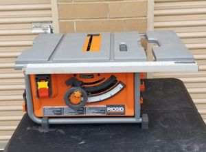 New And Used Table Saws For Sale In Euless Tx Offerup