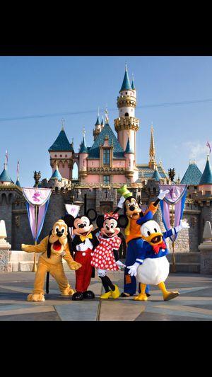 Disneyland tickets CA for Sale in Philadelphia, PA