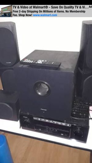 Pioneer Surround Sound System for Sale in Pittsburgh, PA