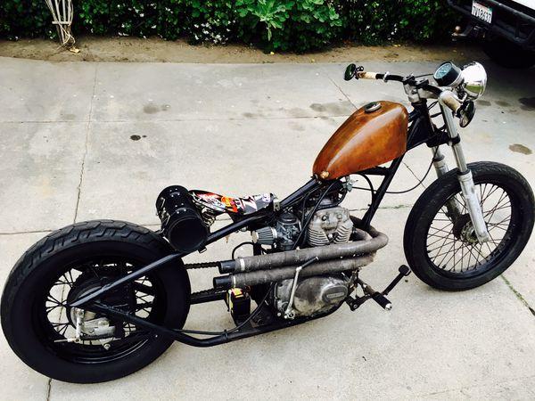 Honda CB360 Bobber For Sale In Covina CA