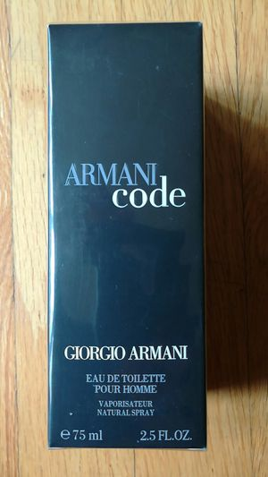 Armani Code perfume for Sale in Hyattsville, MD