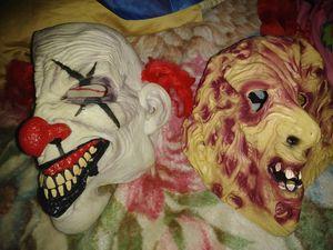 Mascaras para el dia de las brujas for Sale in Alexandria, VA