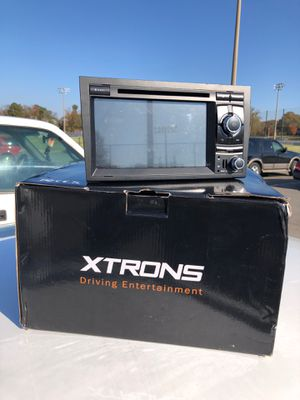 A4 S4 RS4 android 8.0 car stereo | xtrons for Sale in Bristow, VA