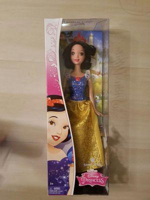 Snow white doll, Barbie, Disney Princess for Sale in Seattle, WA