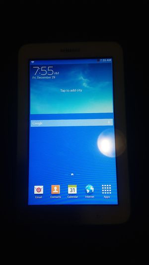 Samsung tab 3 lite s.w.a.t. for Sale in Salt Lake City, UT