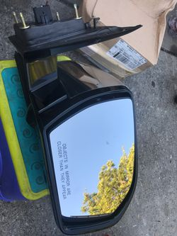 Right side mirror Ford Edge Thumbnail